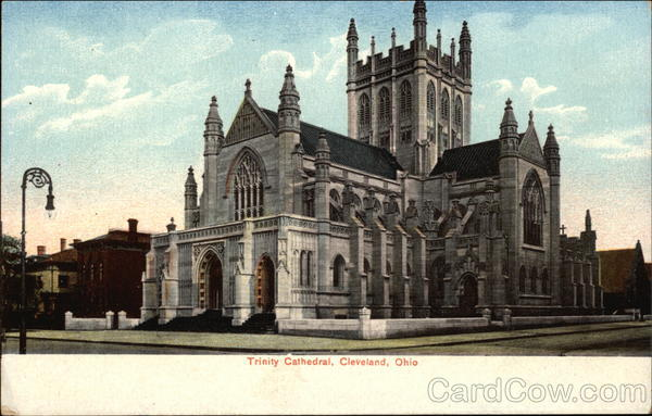 Trinity Cathedral Cleveland OH