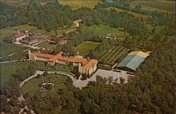 St Francis Monastery Amp Retreat House In Burlington Wisconsin