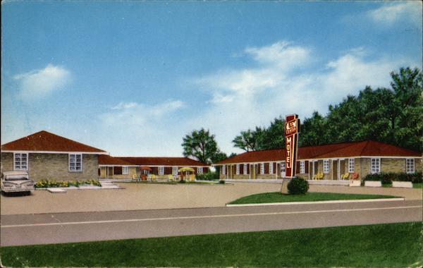 US Center Motel Smith Center KS
