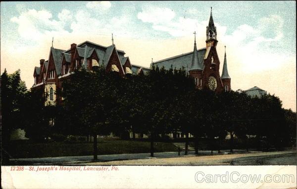 St Josephs Hospital Lancaster PA