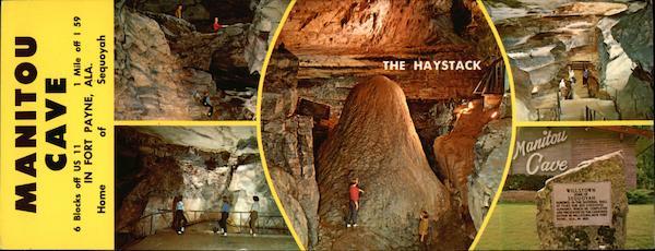 Manitou Cave Fort Payne AL