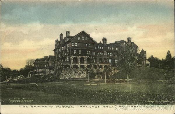 The Bennett School Halcyon Hall Millbrook NY