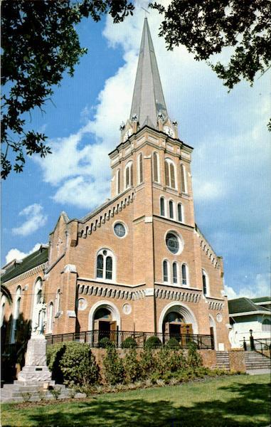 St Mary Magdalen Catholic Church 302 Pere Megret Street