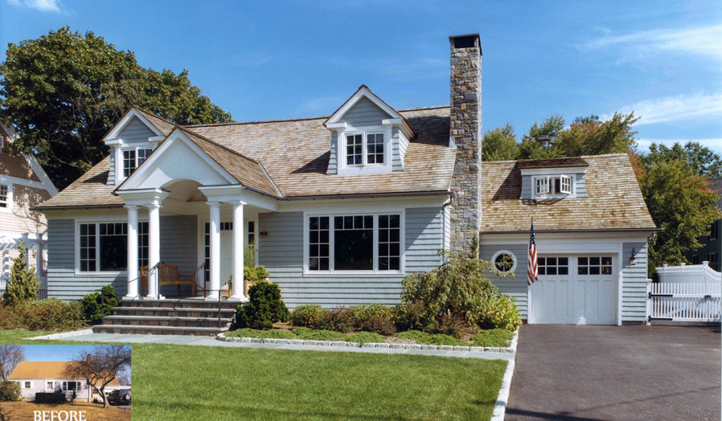 Update Your Cape Cod Style House Cardello Architects