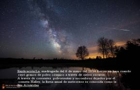 HALLEY POLVO Y VIA LACTEA2