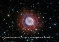 NGC2438_IAC80_DLopez900 Nebula Planetaria a 3000 A.Luz