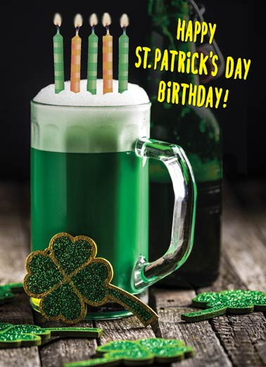 Beer Ecards St Patrick S Day Funny Ecards Free Printout Included