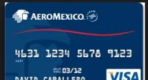 AEROMEXICO VISA CARD login