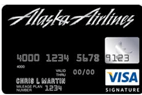 Alaska Airlines Visa Credit Card