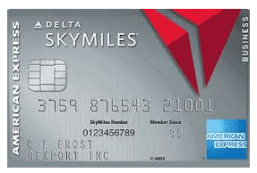 American Express Gold Delta Sky Miles Business Credit Card