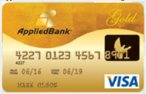 Applied Bank Credit Card Login