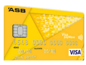 ASB Visa Credit Card Login