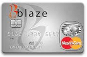 Blaze Credit Card Login