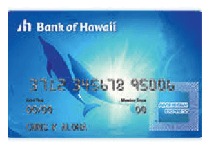 BANK OF HAWAII VISA CREDIT CARD LOGIN