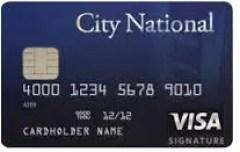 CNB Visa Credit Card