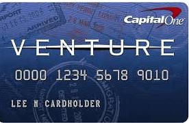 Capital One Venture Credit Card Login