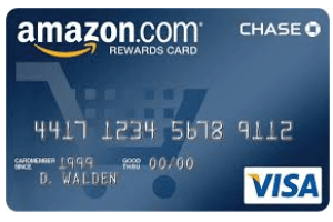 Chase Amazon Credit Card Login