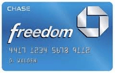 Chase Freedom Credit Card Login