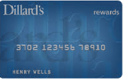 Dillard's Credit Credit Card