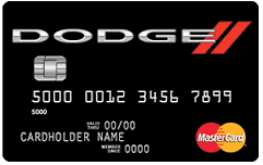 Dodge Mastercard Credit Card