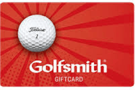 Golfsmith Credit Card