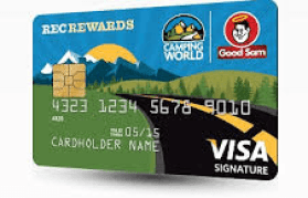 Good Sam Camping World Credit Card
