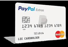 Paypal Extras Master Credit