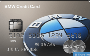 BMW Credit Card Login Online | Apply Now