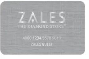 Zales Credit Card Login