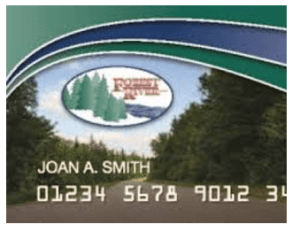 Forest River Credit Card