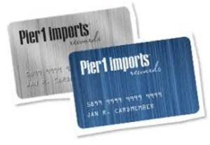Pier 1 Rewards Credit Card