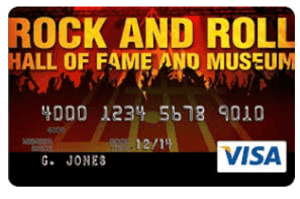 Rock And Roll Hall Of Fame Credit Card
