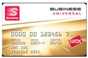 Speedway Credit Card