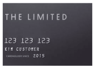 The Limited Credit Card