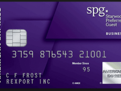 Starwood Preferred Amex Credit Card Login Online | Apply Now