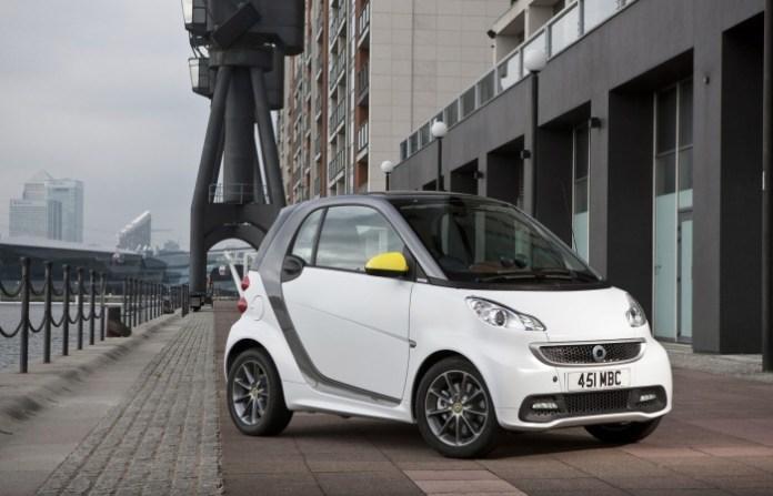 Электромобиль Smart ForTwo