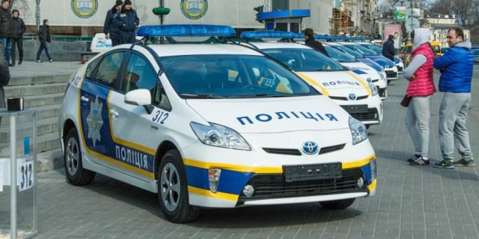 Поступить в новую полицию
