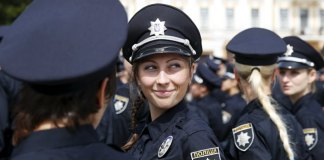 Патрульные Киева