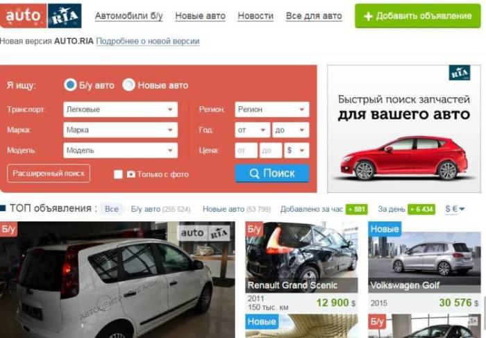 Автопродажи сайты в украине как сделать seo оптимизацию сайта