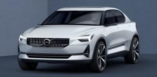 Концепт Volvo XC40