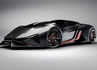 Lamborghini Diamante concept-1