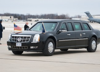 Cadillac президента США
