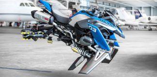 Концепт летающего мотоцикла BMW