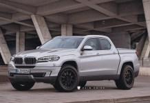 BMW X5 Pickup Concept