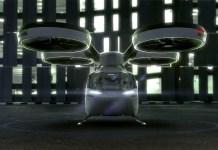 Прототип летающего автомобиля Airbus