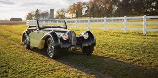 Bugatti Type 57S 1937 года