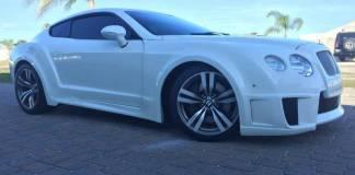 Копия Bentley Continental