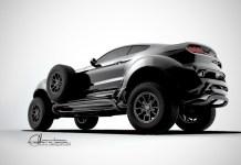 Ford Mustang на базе пикапа Ram