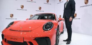 Оливер Блюме, глава Porsche