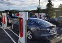 Tesla, Норвегия